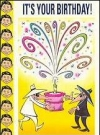 "Image of Greeting Card 'Belated birthday': ""Spy vs Spy - It's Your Birthday"" by David Manak"