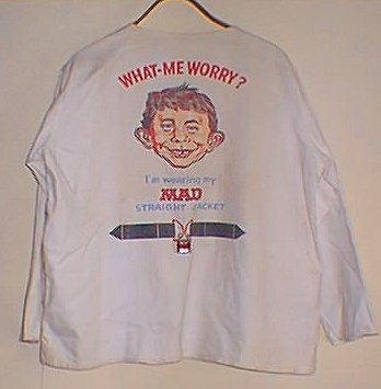 MAD Straight Jacket (1950s/60s) • USA