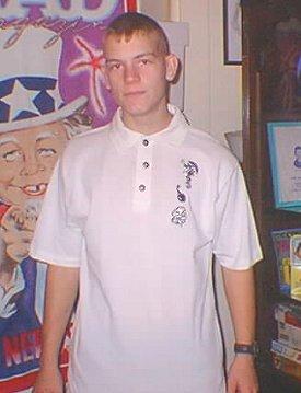 Embroidered Polo Shirt Spy vs Spy, white • Australia
