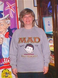 Go to Sweat Shirt MAD 'Warner'