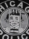 "Image of T-Shirt ""Our Bars Never Close"" with Alfred E. Neuman"