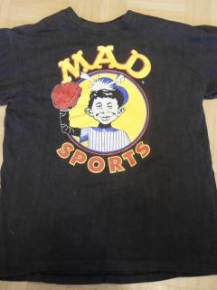 Go to T-Shirt MAD Sports (Cotton Printed) • Australia