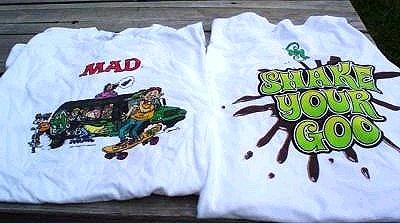 T-Shirt MAD-Sobe Promotional • USA