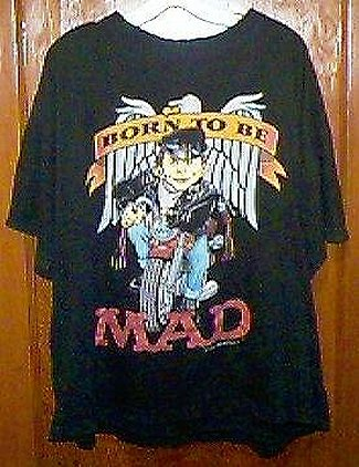 T-Shirt 'Born to be MAD' • USA