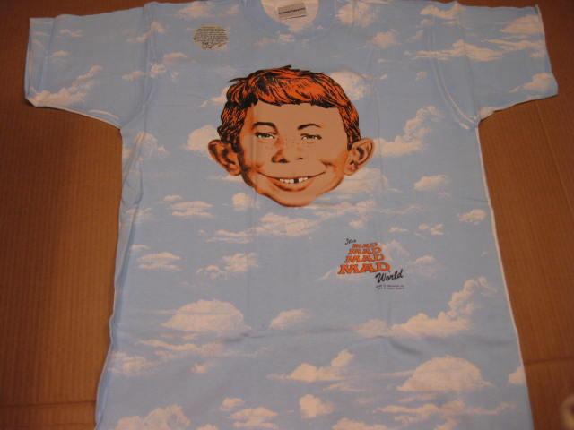 T-Shirt It's A MAD, MAD, MAD World • USA