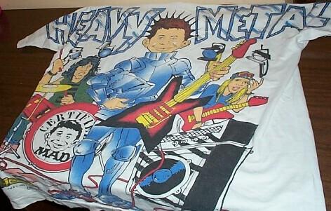 T-Shirt 'MAD Magazine Tour' • USA