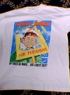 Image of T-Shirt 'Alfred E. Neuman for President' 1992