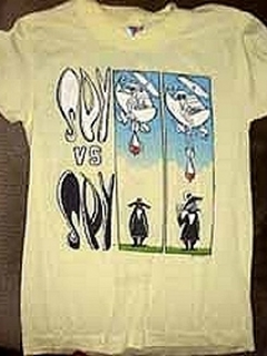 Go to T-Shirt 'Spy vs Spy' • USA