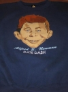 "Image of Sweat Shirt Phi Delta Theta Fraternity ""Date Dash"" w/ Alfred E. Neuman"