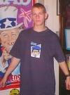 Image of T-Shirt 'Alfred E. Neuman Flip Skateboard', black