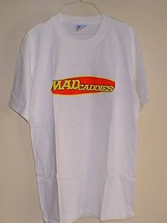 Go to T-Shirt 'MAD Caddies Takeoff'