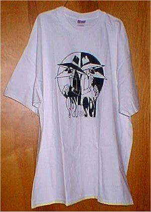 T-Shirt 'Spy vs Spy' #1 2001 • USA