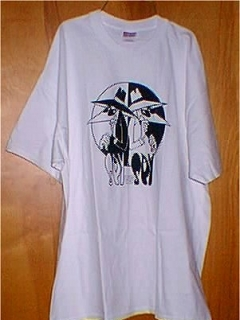 Go to T-Shirt 'Spy vs Spy' #1 2001 • USA