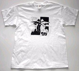 T-Shirt 'Spy vs Spy' #2 • USA