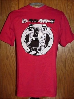 Go to T-Shirt 'Spy vs Spy' #3 • USA