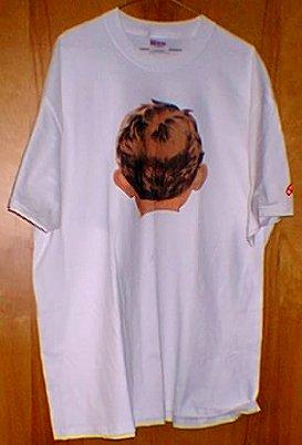 T-Shirt 'Alfred E. Neuman Double Header' • USA