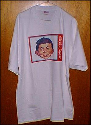 T-Shirt 'Alfred E. Neuman Knockoff' • USA