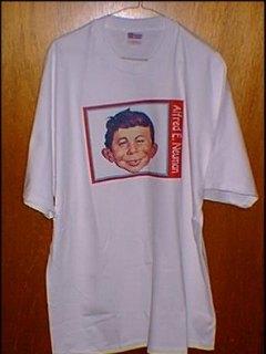Go to T-Shirt 'Alfred E. Neuman Knockoff' • USA