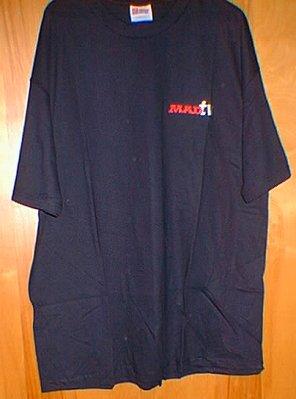 T-Shirt 'MAD TV' #4 • USA