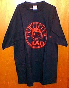 T-Shirt 'Certified MAD' #1 • USA