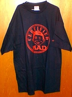Go to T-Shirt 'Certified MAD' #1 • USA