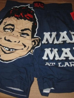 Go to Boxer ShortsMAD Magazine / Alfred E. Neuman