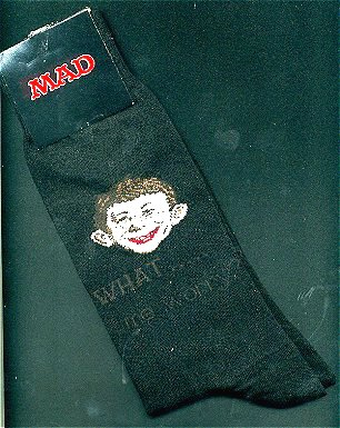 Socks MAD Magazine #1 • USA
