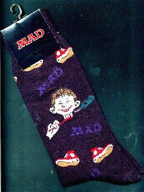 Socks MAD Magazine #2 • USA