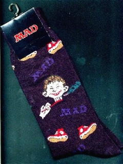 Go to Socks MAD Magazine #2