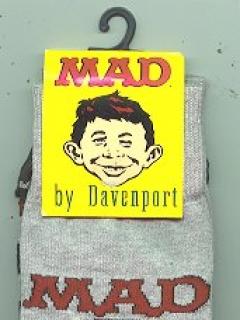 Go to Socks MAD Magazine #3 • Australia