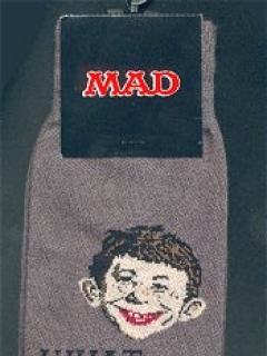Go to Socks MAD Magazine #5 • USA