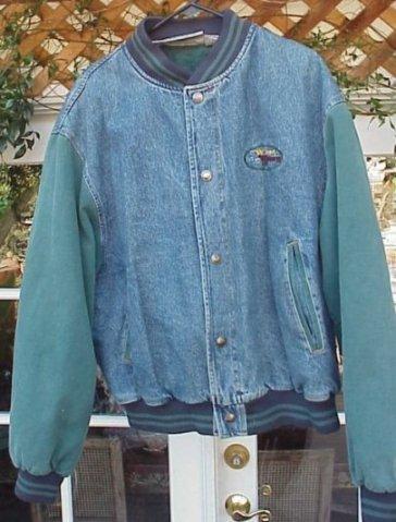 Jacket Denim MAD (Warner Store) • USA