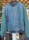 Image of Jacket Denim MAD (Warner Store)