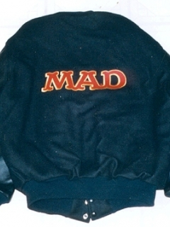 Go to Jacket MAD Staff, blue