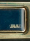 Image of Swedish MAD Belt Buckle