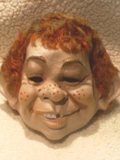 Go to Mask Latex Alfred E. Neuman (Cesar) • USA
