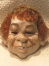 Image of Mask Latex Alfred E. Neuman (Cesar)