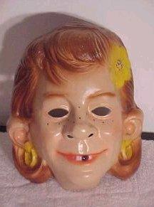 Mask Female Alfred E.Neuman Mask (Topstone) • USA