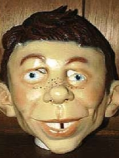 Go to Mask Alfred E. Neuman (Don Post)
