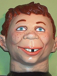 Go to Mask Alfred E. Neuman Display Piece (Don Post) • USA