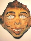 Image of Mask Latex Alfred E. Neuman