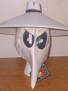 Go to Mask Spy vs Spy, white (Don Post)