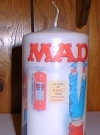 Image of Candle MAD Magazine