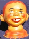 Image of Coin Bank Alfred E. Neuman Head