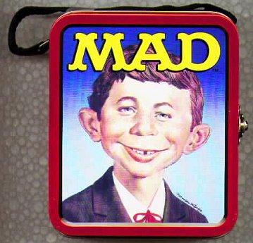 Mini Lunchbox MAD Magazine • USA