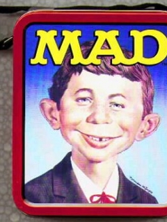 Go to Mini Lunchbox MAD Magazine • USA