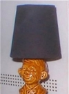 Image of Bust Lamp Alfred E. Neuman