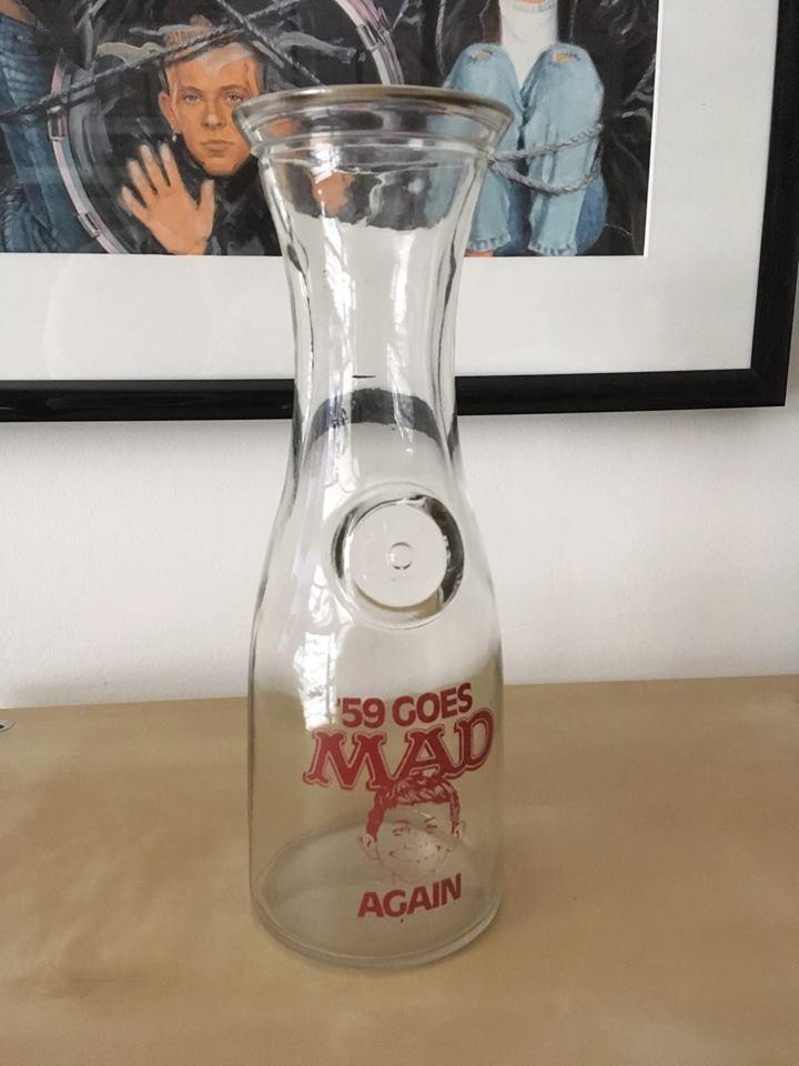 Wine Bottle '59 Goes MAD' • USA