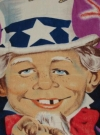 Image of Alfred E. Neuman Beach Towel - Uncle Sam - Who Needs You