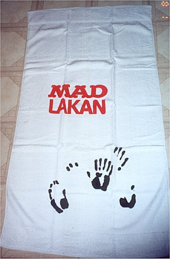 Beach Towel MAD Magazine • Sweden